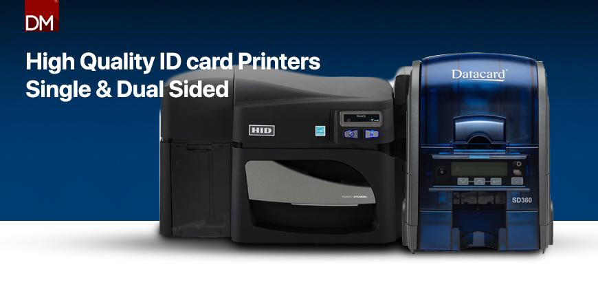 Buy ID Card Printers in Dubai, Sharjah, UAE